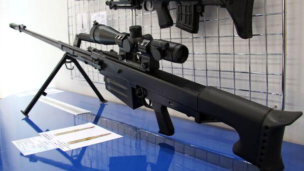 Снайперская винтовка ОСВ-96 - Sputnik Việt Nam