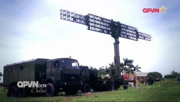 Radar RV-02 - Sputnik Việt Nam