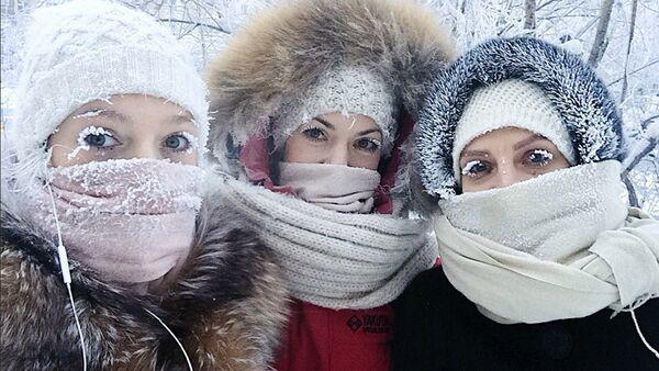 Thế giới sốc vì băng giá Yakutsk - Sputnik Việt Nam
