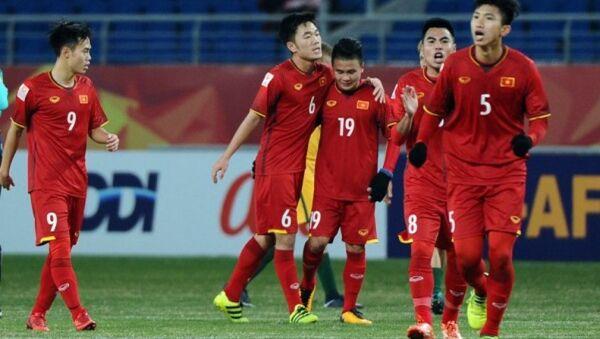 U23 Việt Nam có cơ hội giành vé vào tứ kết. - Sputnik Việt Nam