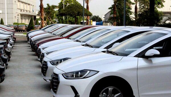 Tới giữa năm 2018, giá xe nhập khẩu liệu có giảm? - Sputnik Việt Nam