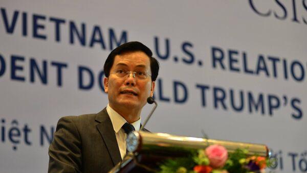 Thứ trưởng Ngoại giao Hà Kim Ngọc - Sputnik Việt Nam