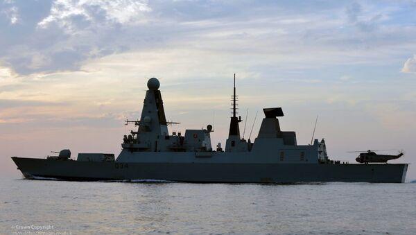 HMS Diamond - Sputnik Việt Nam
