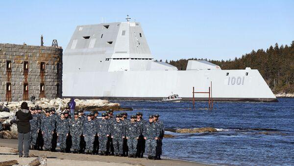 USS Michael Monsoor - Sputnik Việt Nam