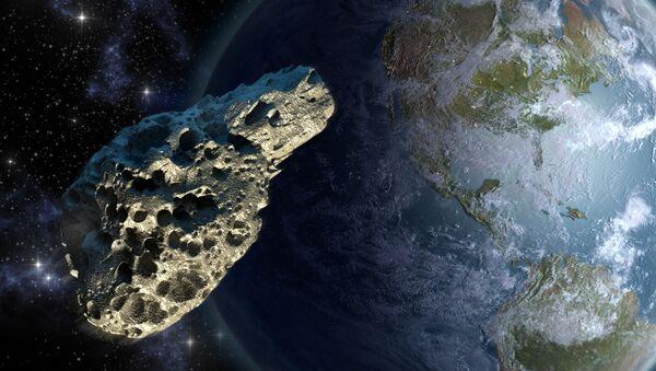 Tiểu hành tinh to - Sputnik Việt Nam