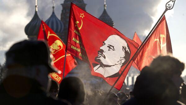 Lenin - Sputnik Việt Nam