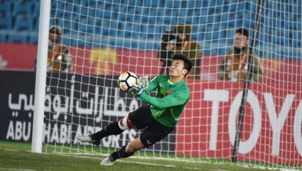 Tuy nhiên dưới thời HLV Park Hang Seo, anh đã trổ tài giúp U23 Việt Nam làm nên chiến tích lịch sử. - Sputnik Việt Nam