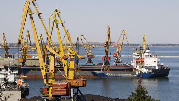 Cảng khu vực Odessa - Sputnik Việt Nam