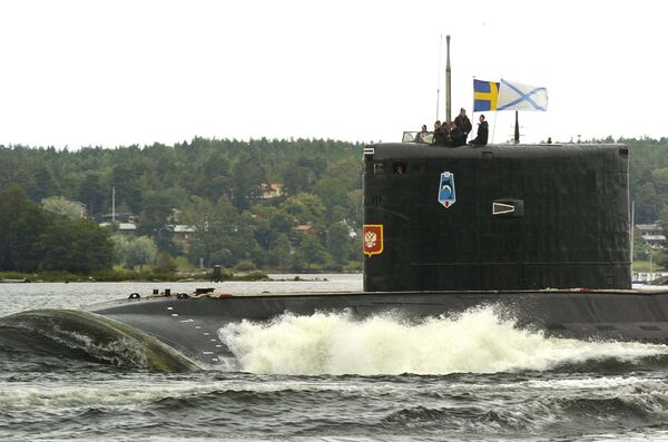 """Tàu ngầm diesel-điện của đề án  877 """"Paltus"""" - Sputnik Việt Nam"""