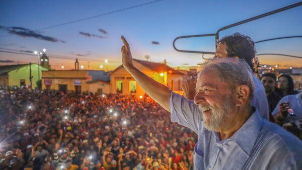 Cựu Tổng thống Brazil Lula da Silva - Sputnik Việt Nam