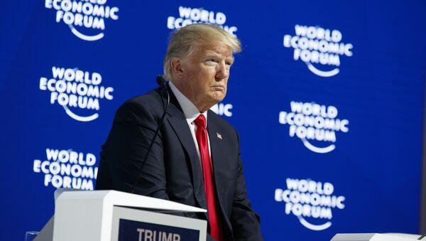 Donald Trump - Sputnik Việt Nam