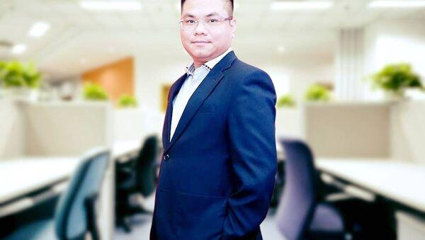 Luật sư Nguyễn Thanh Hà – Chủ tịch Công ty Luật Slaw - Sputnik Việt Nam