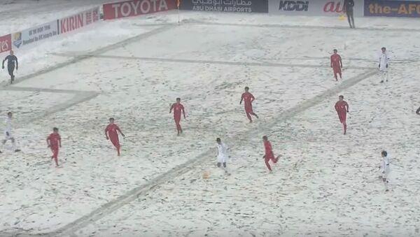 U23 AFC - Sputnik Việt Nam