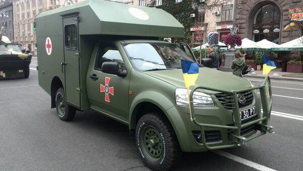 """Xe cứu thương Bogdan 2251"""" - Sputnik Việt Nam"""