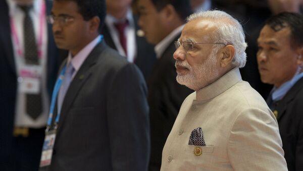 Thủ tướng Ấn Độ Narendra Modi - Sputnik Việt Nam
