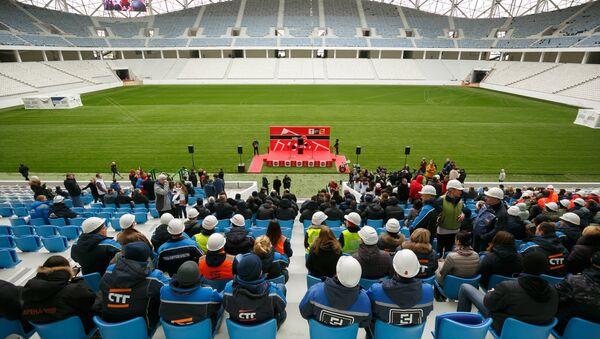 World Cup 2018 tại Volgograd - Sputnik Việt Nam