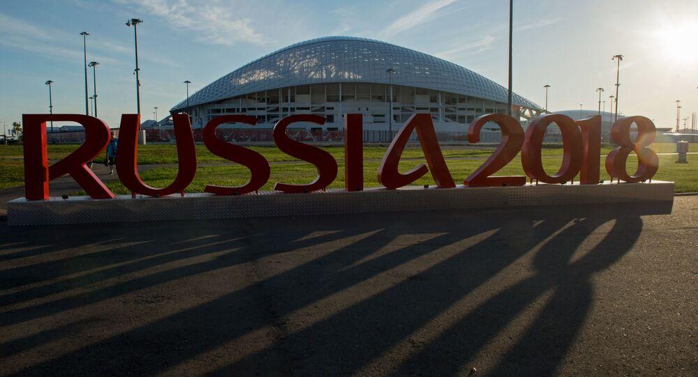 World Cup 2018 tại Sochi