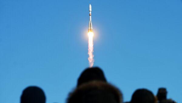 Sáng sớm thứ Năm, tên lửa Soyuz-2.1a đã được phóng từ trung tâm vũ trụ Vostochny - Sputnik Việt Nam
