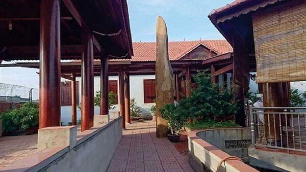 Bên trong biệt phủ nhà ông Trần Ngọc Quang - Sputnik Việt Nam