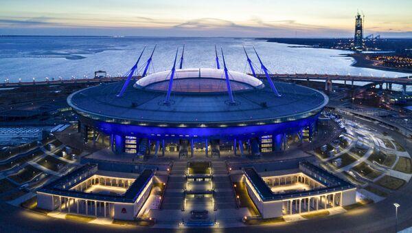 Sân vận động St. Petersburg - Sputnik Việt Nam
