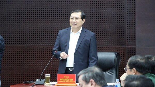 Chủ tịch UBND TP Đà Nẵng Huỳnh Đức Thơ. - Sputnik Việt Nam