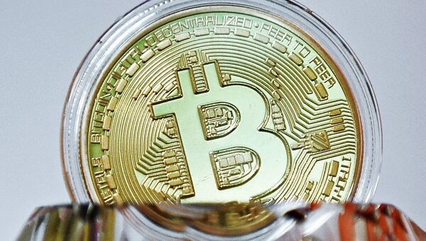Bitcoin - Sputnik Việt Nam