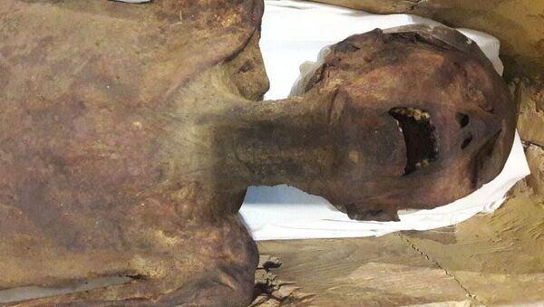 la hét bí ẩn của con trai pharaoh thứ XX triều đại Ramses III - Sputnik Việt Nam