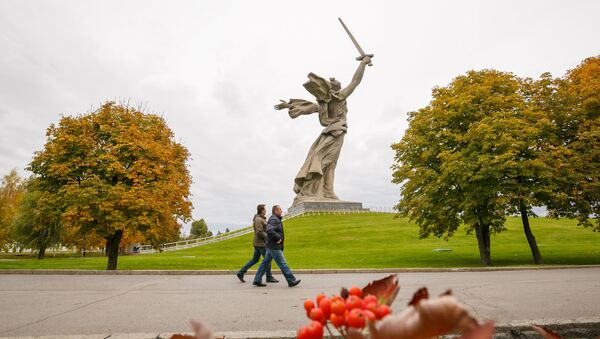 Volgograd - Sputnik Việt Nam