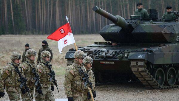 xe tăng PT-91 - Sputnik Việt Nam