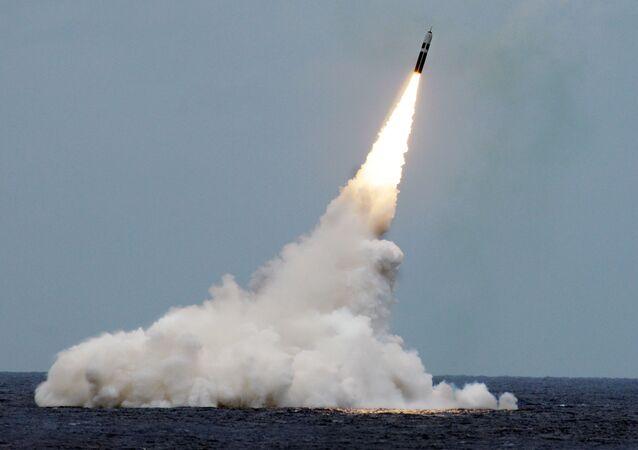 tên lửa Trident II D5 của Mỹ