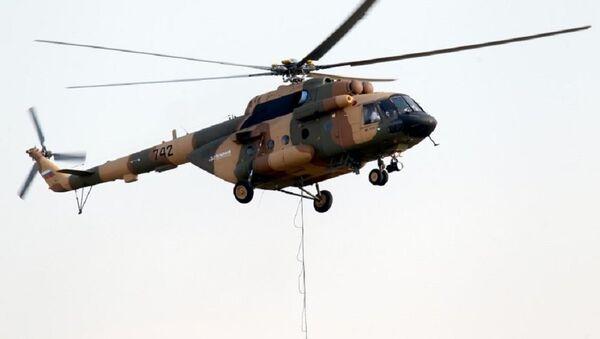 Máy bay trực thăng của Nga - Sputnik Việt Nam