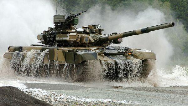 xe tăng T-90S - Sputnik Việt Nam