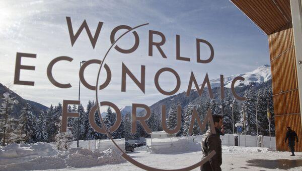 Diễn đàn kinh tế Davos - Sputnik Việt Nam