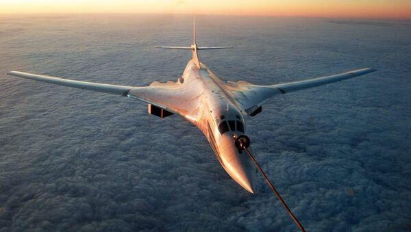 Strategischer Langstreckenbomber Tu-160 - Sputnik Việt Nam