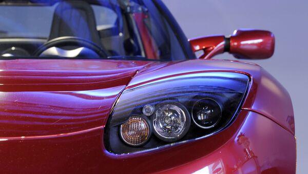 Tesla Roadster - Sputnik Việt Nam