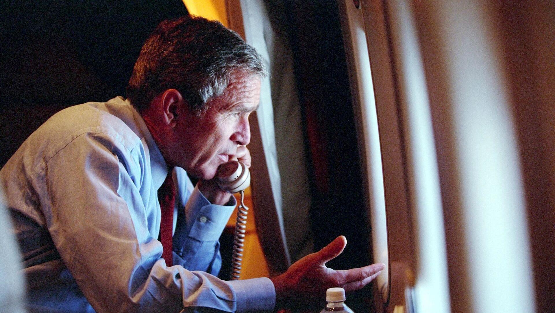 George W. Bush - Sputnik Việt Nam, 1920, 23.09.2021
