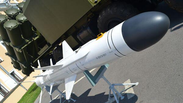 Tên lửa chiến thuật chống hạm Kh-35UE - Sputnik Việt Nam