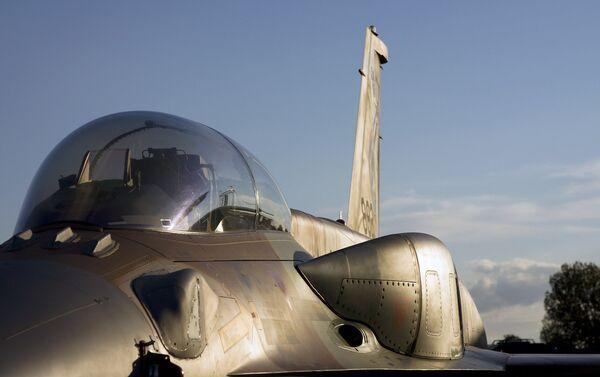 F-16 của Israel - Sputnik Việt Nam
