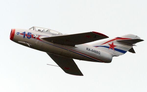 MiG-15 - Sputnik Việt Nam