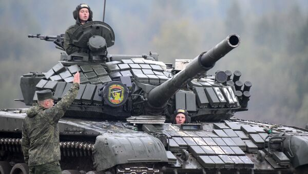 xe tăng T-72 - Sputnik Việt Nam