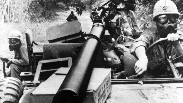chiến tranh ở Việt Nam - Sputnik Việt Nam