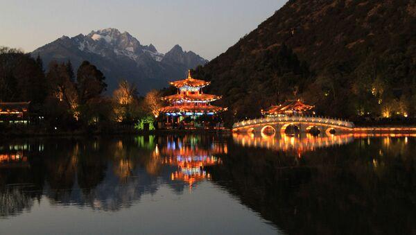 Hồ Rồng Đen ở Trung Quốc - Sputnik Việt Nam