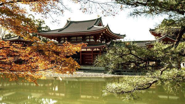 Chùa Phật ở thành phố Kyoto của Nhật Bản - Sputnik Việt Nam