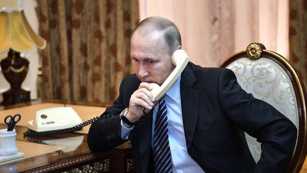 Vladímir Putin, presidente de RusiaVladimir Putin - Sputnik Việt Nam