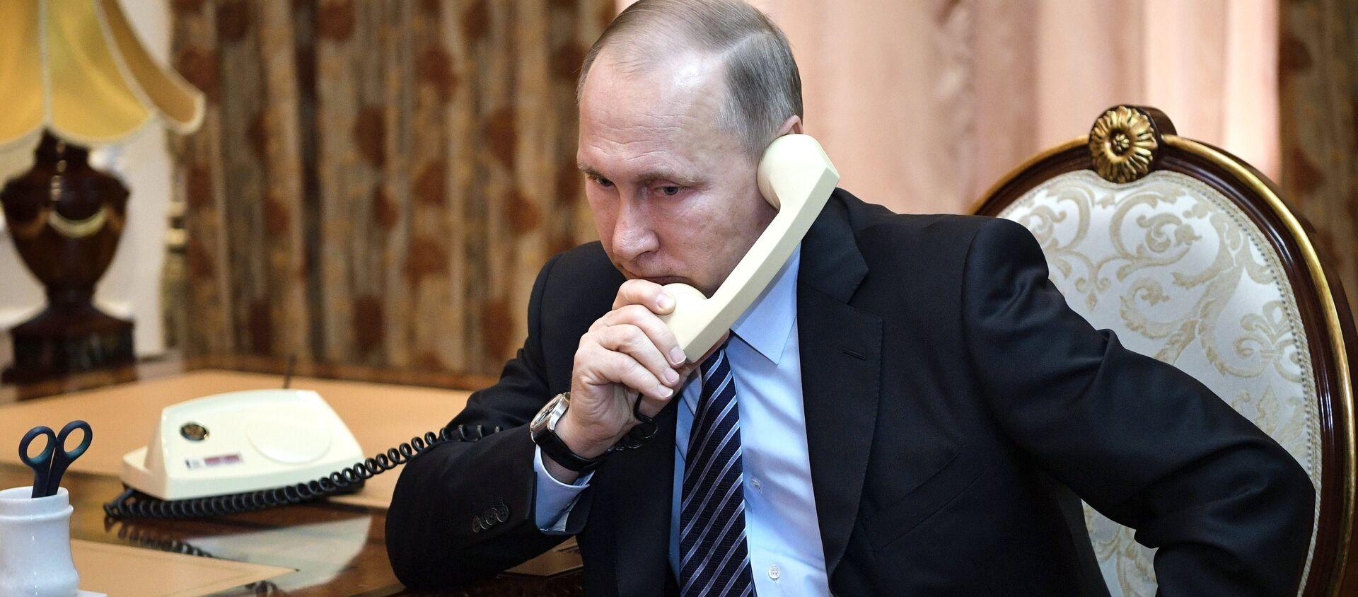 Vladimir Putin - Sputnik Việt Nam, 1920, 08.04.2021