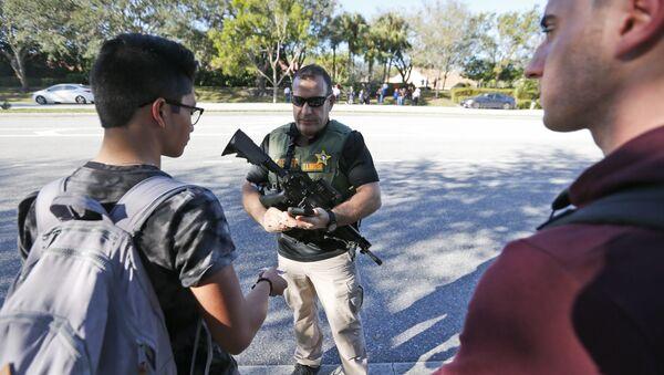 Florida School Shooting - Sputnik Việt Nam