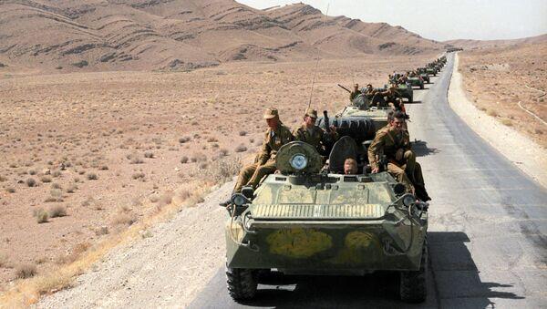 Liên Xô rút quân đội khỏi Cộng hoà Dân chủ Afghanistan (DRA). - Sputnik Việt Nam
