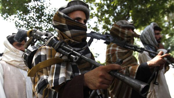 Phiến quân Taliban ở Afghanistan - Sputnik Việt Nam