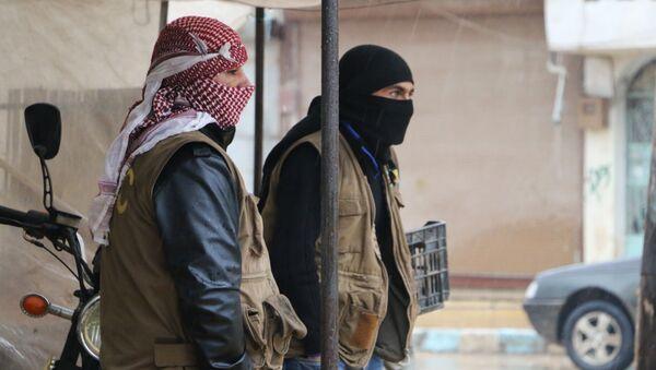 lực lượng Kurd ở Afrin - Sputnik Việt Nam