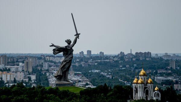 Tp. Volgograd - Sputnik Việt Nam